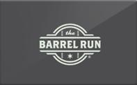 Barrelrun gift card
