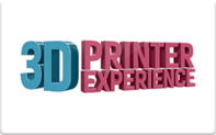 Buy 3D Printer Experience Gift Card