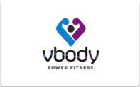 Buy VBody Power Fitness Gift Card