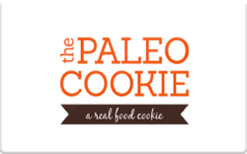 Sell The Paleo Cookie Company Gift Card