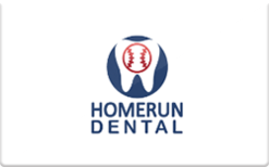 Buy Homerun Dental Gift Card