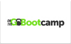 Sell OTG Boot Camp Gift Card