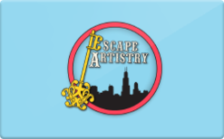 Sell Escape Artistry Escape Room Gift Card
