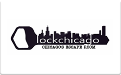 Sell Lock Chicago Escape Room Gift Card