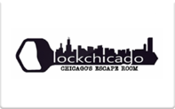 Buy Lock Chicago Escape Room Gift Card