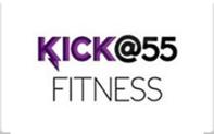 Buy Kick @55 Fitness Gift Card