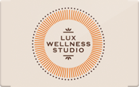 Buy Lux Wellness Studio Gift Card