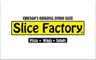 Buy Slice Factory (Lincoln Park) Gift Card