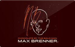 Buy Max Brenner Gift Card