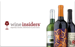 Sell Wine Insiders Gift Card