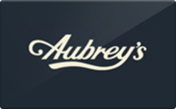 Sell Aubrey's Restaurant Gift Card