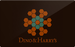 Sell Dino & Harry's Gift Card