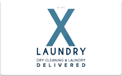 Sell X Laundry Gift Card
