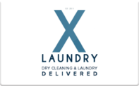 Buy X Laundry Gift Card