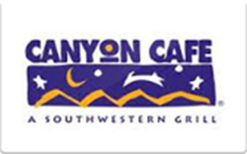 Sell Canyon Cafe Gift Card