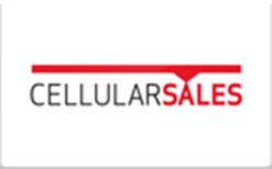 Cellular Sales Gift Card - Check Your Balance Online | Raise.com