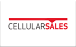 Sell Cellular Sales Gift Card