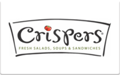 Sell Crispers Gift Card