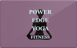 Sell Power Edge Yoga Gift Card
