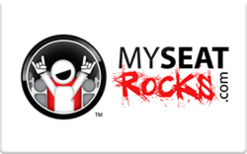 Buy MySeatRocks.com Gift Card