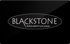 Sell Blackstone Steakhouse Gift Card