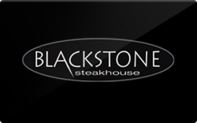 Buy Blackstone Steakhouse Gift Card