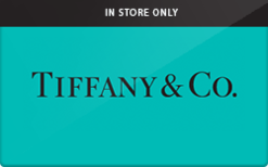 Sell Tiffany & Co. (In Store Only) Gift Card