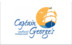 Sell Captain George's Seafood Restaurant Gift Card