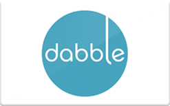 Sell Dabble Gift Card