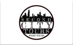 Sell Second City Tours Gift Card