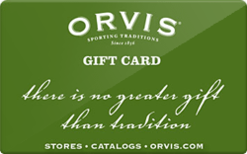 Sell Orvis Gift Card