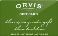 Buy Orvis Gift Card