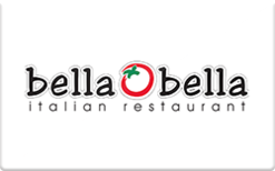 Sell Bella Bella Italian Restaurant Gift Card