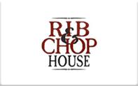 Buy Rib and Chop House Gift Card
