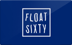 Buy Float Sixty Gift Card