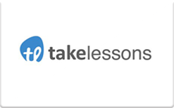 Buy TakeLessons Gift Card