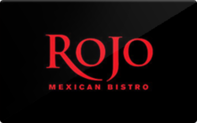 Buy Rojo Mexican Bistro Gift Card