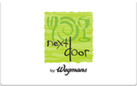 Buy Next Door by Wegmans Gift Card