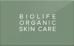 Buy Bio Life Organic Spa Gift Card