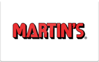 Buy MARTIN'S Food Markets Gift Card