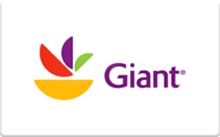 Sell Giant Landover Grocery Gift Card