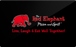 Sell Red Elephant Pizza and Grill Restaurant Gift Card