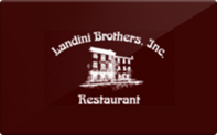Buy Landini Brothers Restaurant Gift Card