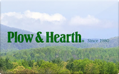 Sell Plow & Hearth Gift Card
