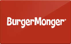 Sell Burger Monger Gift Card