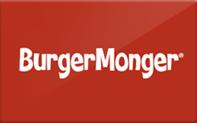 Buy Burger Monger Gift Card
