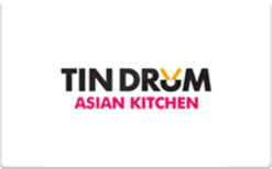 Sell Tin Drum Asian Kitchen Gift Card