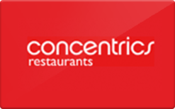 Buy Concentrics Restaurants Gift Card