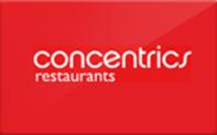 Buy Concentrics Restaurants Gift Card