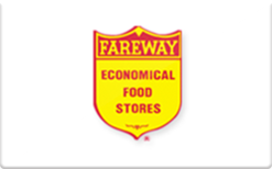 Sell Fareway Store, Inc. Gift Card